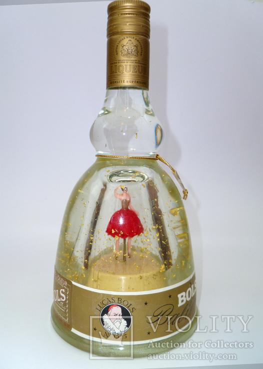 """Bols Ballerina"" - Ликер в бутылке типа музыкальная шкатулка, фото №7"