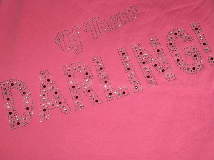 Туника на девочку розовая 176р, фото №3