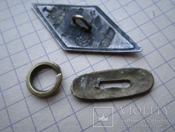 Копия жетона знака Плуг и молот, фото №9