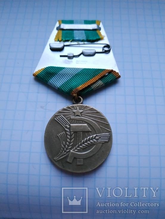 Медаль за преобразование нечерноземья РСФСР ( копия), фото №4