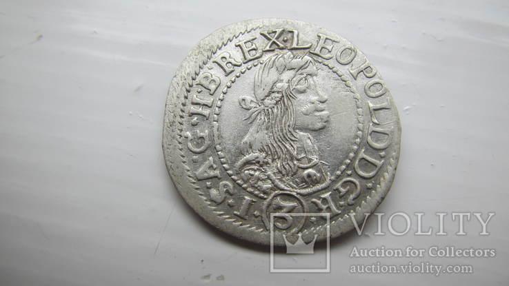 3 крейцери 1675