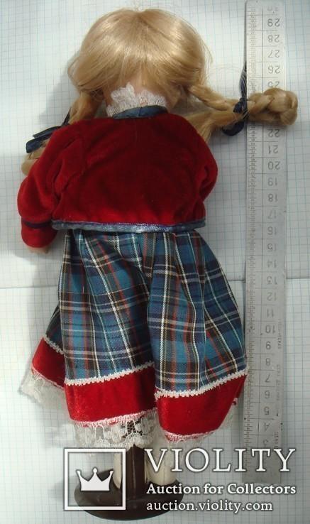 Заводная музыкальная кукла, фото №6