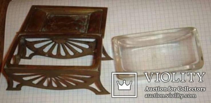 Старинная коробочка, фото №5