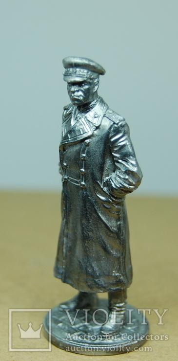 Маршал Георгий Жуков. ВОВ. 65мм, фото №3