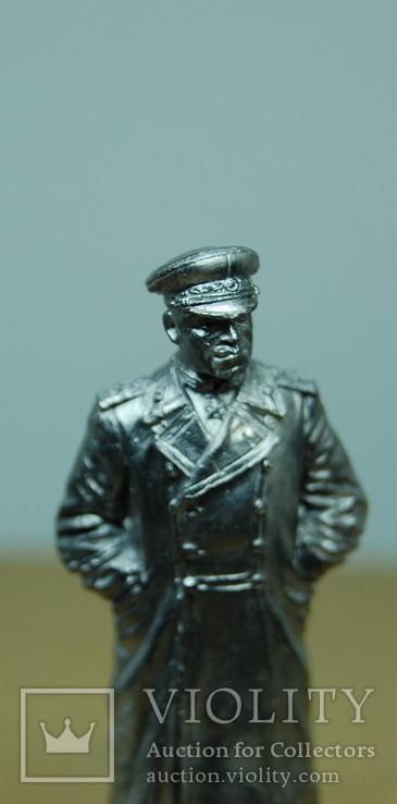 Маршал Георгий Жуков. ВОВ. 65мм, фото №6