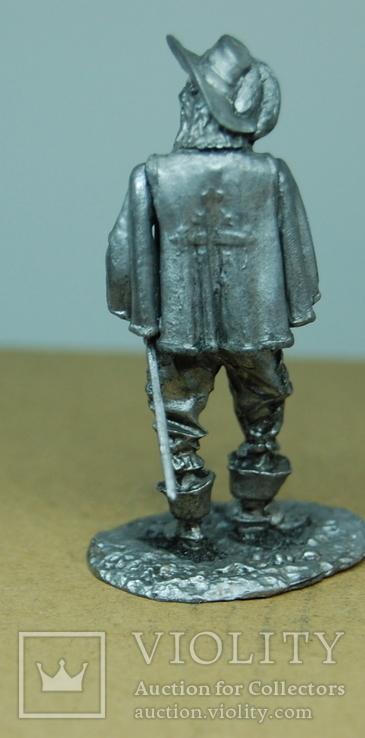Задумчивый мушкетер. 65мм, фото №4