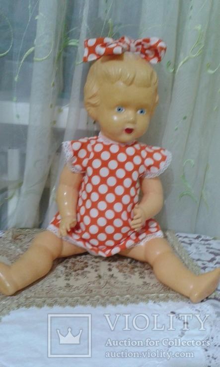 Кукла с клеймом.