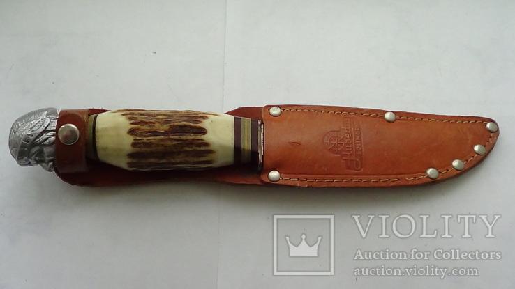 Охотничий нож Hubertus /Solingen/Германия.