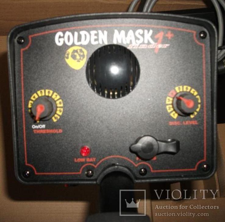Golden Mask 1+ 18кГц.