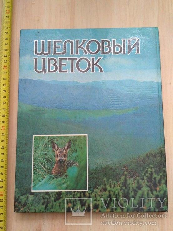Шовкова косиця (фотоальбом про Карпати) 1985р., фото №3