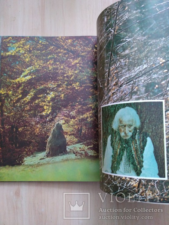 Шовкова косиця (фотоальбом про Карпати) 1985р., фото №9