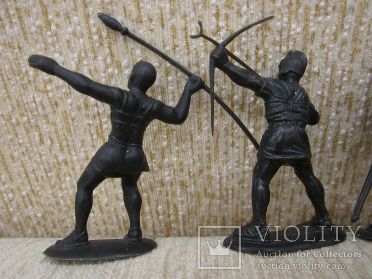 Египтяне черные 4шт., фото №8