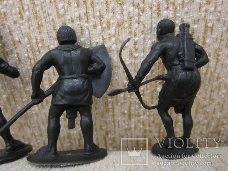 Египтяне черные 4шт., фото №9