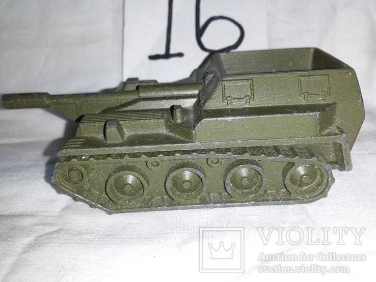 Номер 16.Военнаая техника ссср, фото №3