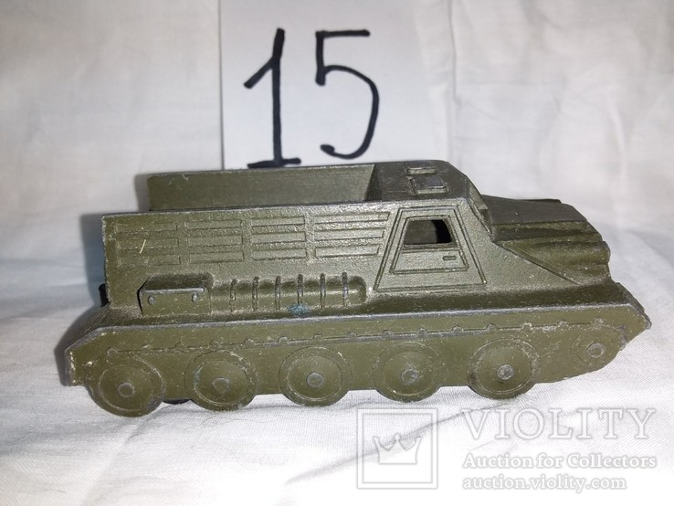 Номер 15.Военнаая техника ссср, фото №2