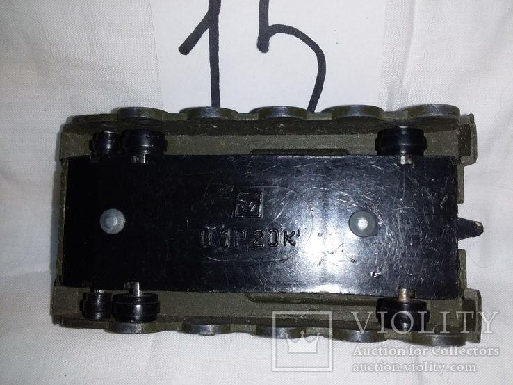Номер 15.Военнаая техника ссср, фото №6