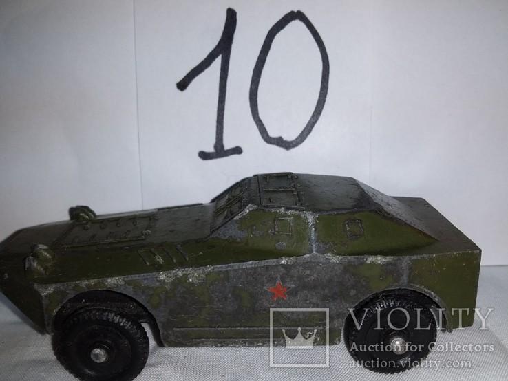 Номер 10.Военнаая техника ссср, фото №3