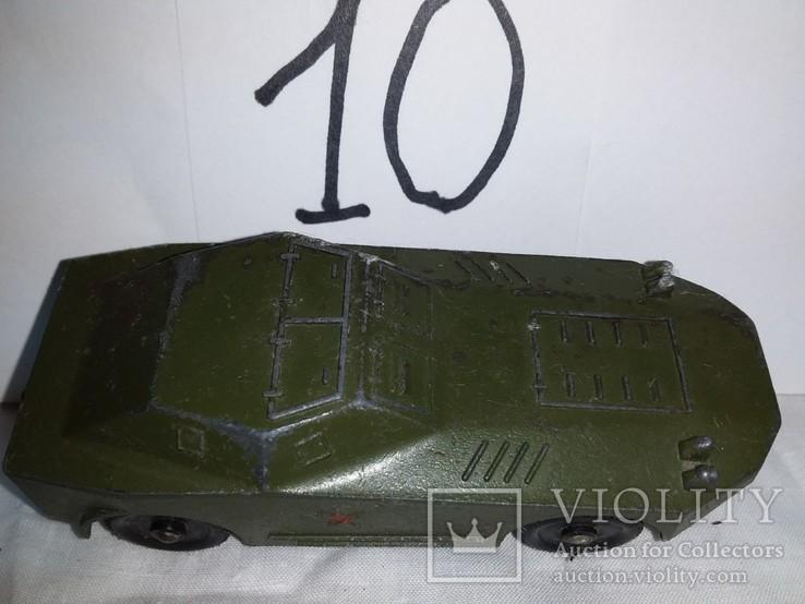 Номер 10.Военнаая техника ссср, фото №5