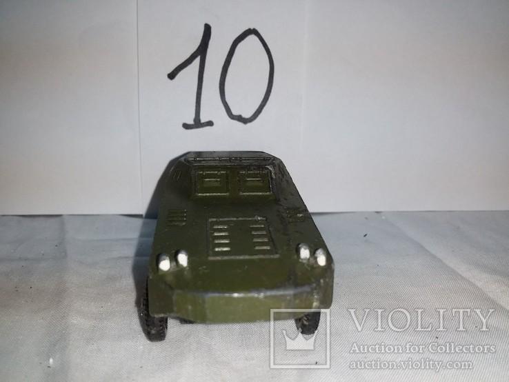 Номер 10.Военнаая техника ссср, фото №6