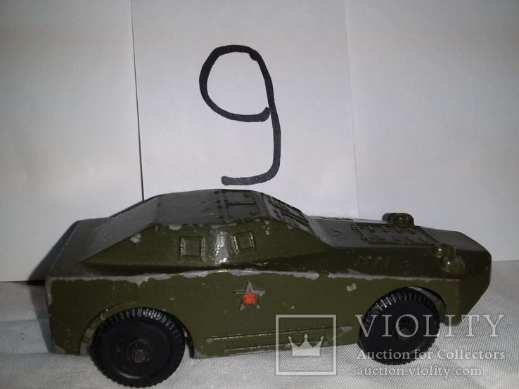 Номер 9.Военнаая техника ссср, фото №3