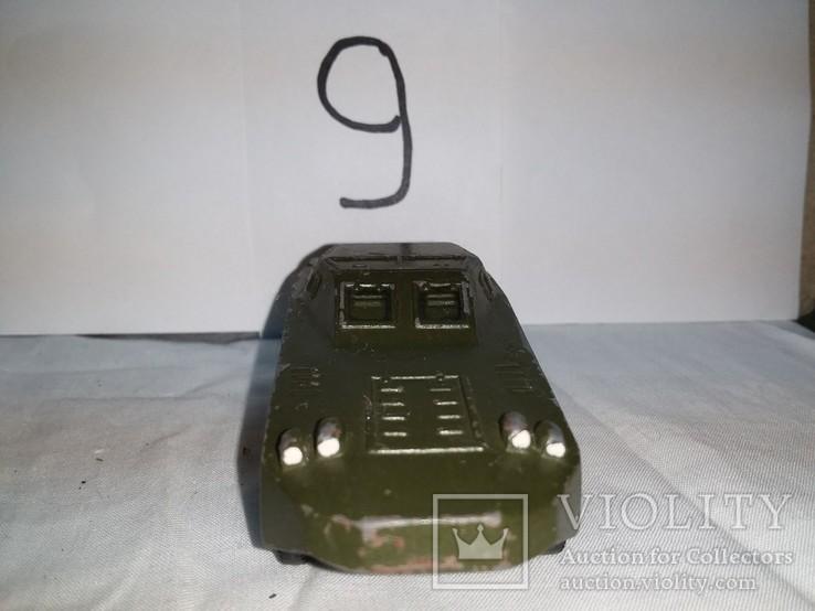 Номер 9.Военнаая техника ссср, фото №4