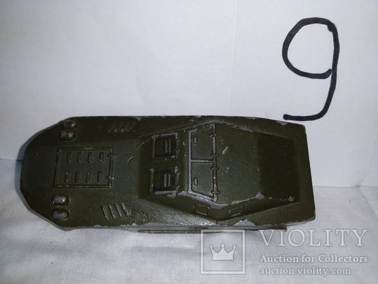 Номер 9.Военнаая техника ссср, фото №6