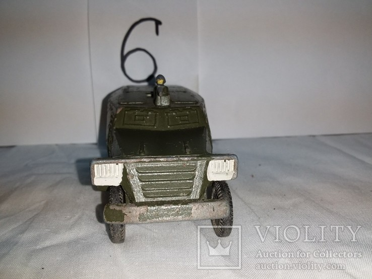 Номер 6.Военнаая техника ссср, фото №7