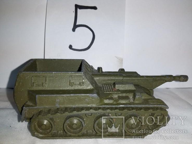 Номер 5.Военнаая техника ссср, фото №2