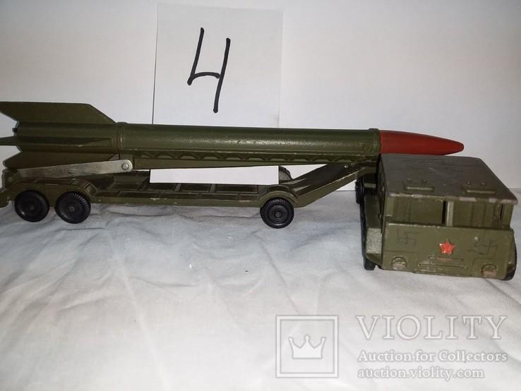 Номер 4.Военнаая техника ссср, фото №8