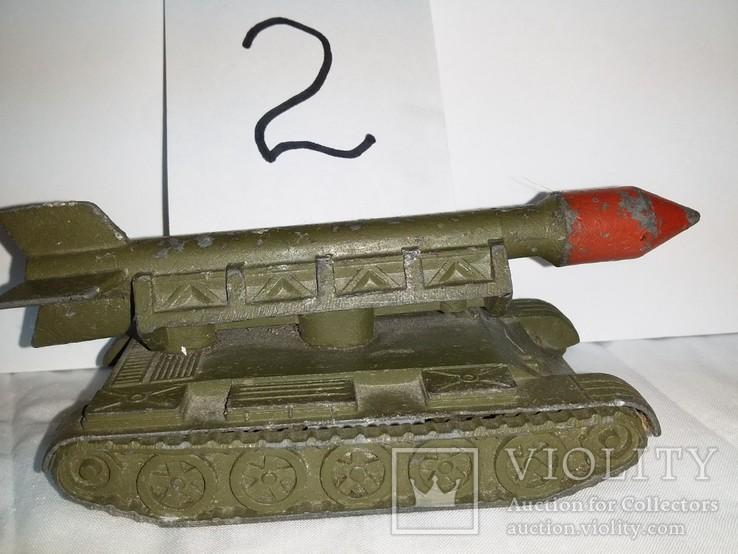 Номер 2.Военнаая техника ссср, фото №2