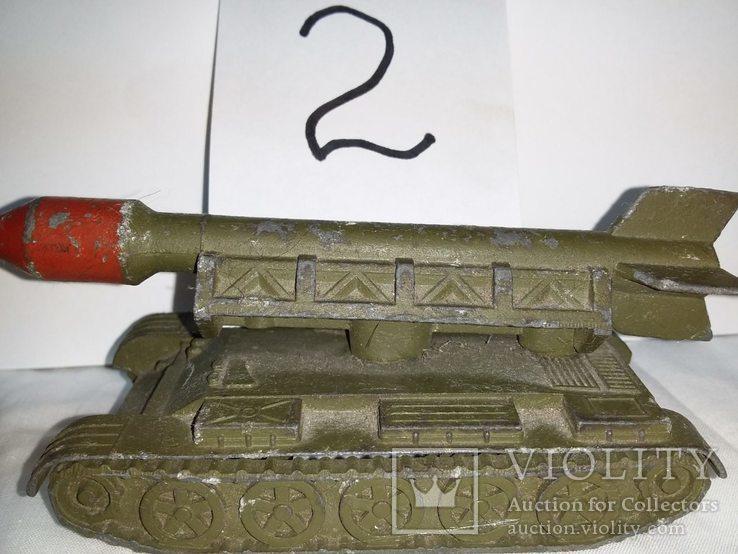 Номер 2.Военнаая техника ссср, фото №3