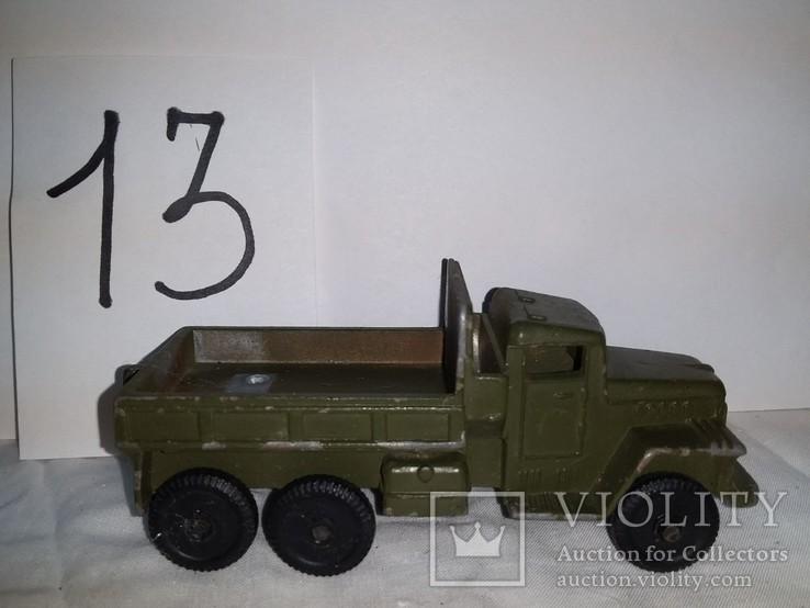 Номер 13.Военнаая техника ссср, фото №3