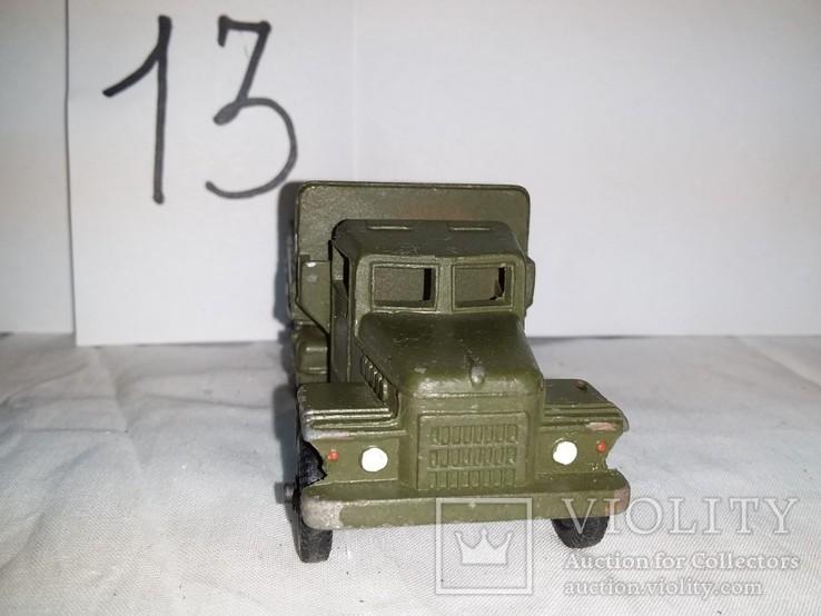 Номер 13.Военнаая техника ссср, фото №4