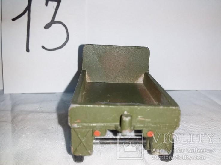 Номер 13.Военнаая техника ссср, фото №5