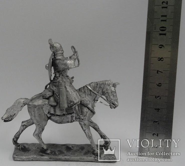 Конный лучник 13в. н.э. Монголия