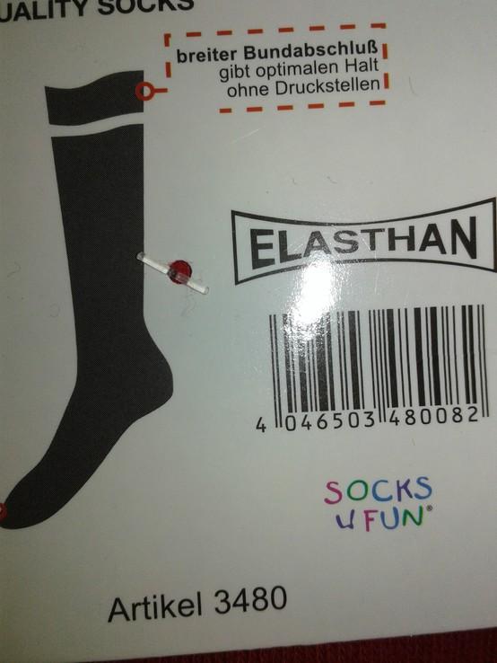 Высокие носки с рюшами и бантами, Германия., фото №5