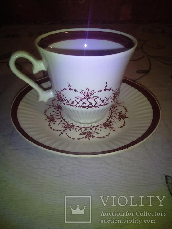 Чайная пара . Клеймо., фото №2