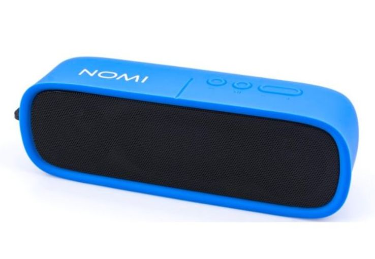 Блютуз колонка - Nomi BT 522 Bass Plus + три чехла Black/Blue/Orange, фото №4