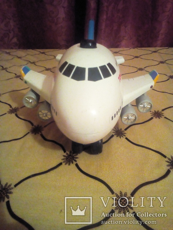 Игрушка Самолёт Tomi airlines., фото №4