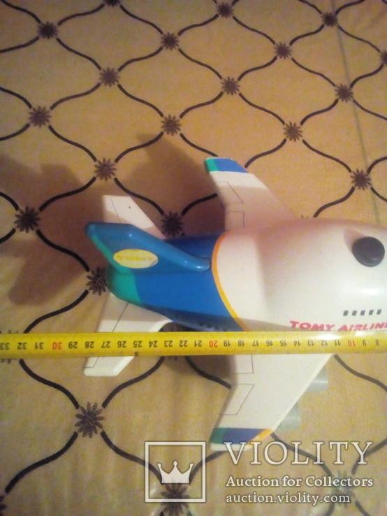 Игрушка Самолёт Tomi airlines., фото №6