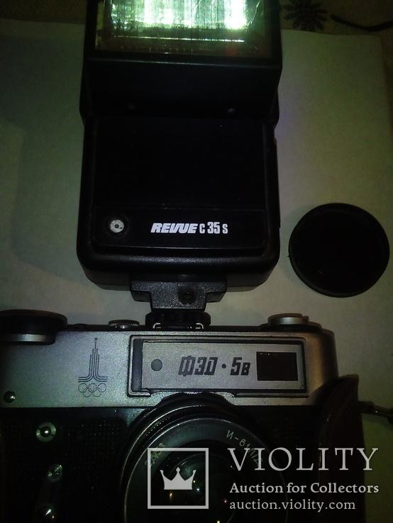 Фотоаппарат с фотоспишкой., фото №3