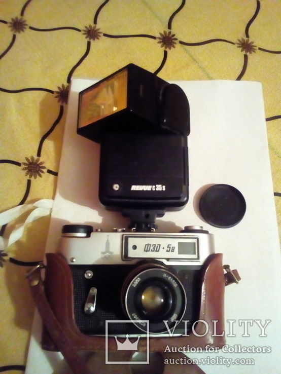 Фотоаппарат с фотоспишкой., фото №6
