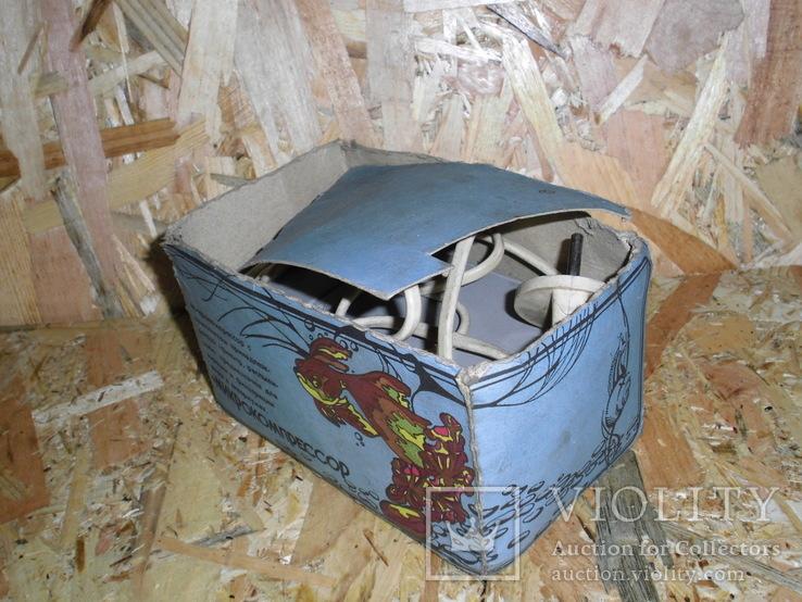 Микрокомпрессор АЭН-4 для аквариума, фото №12