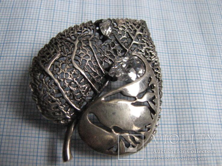 Комплект   серебро 925пр. фионит   вес - 18г, фото №8