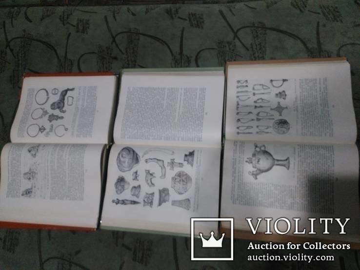 Архелогія Українскої РСР -все 3 тома, фото №7