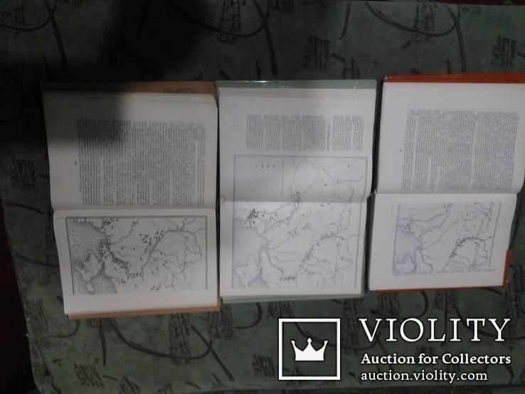 Архелогія Українскої РСР -все 3 тома, фото №8
