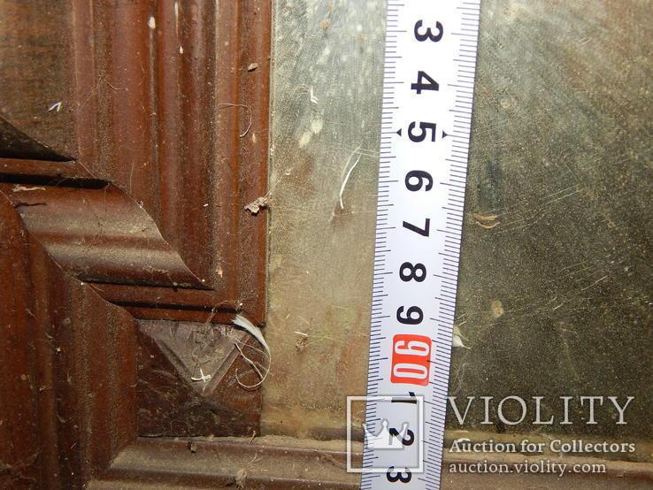 Рама от старинного зеркала 2094, фото №8