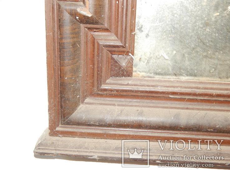 Рама от старинного зеркала 2094, фото №9