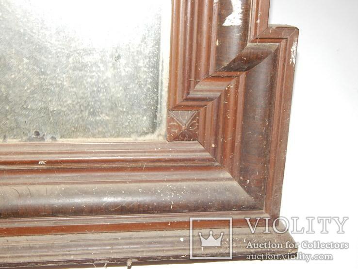 Рама от старинного зеркала 2094, фото №10