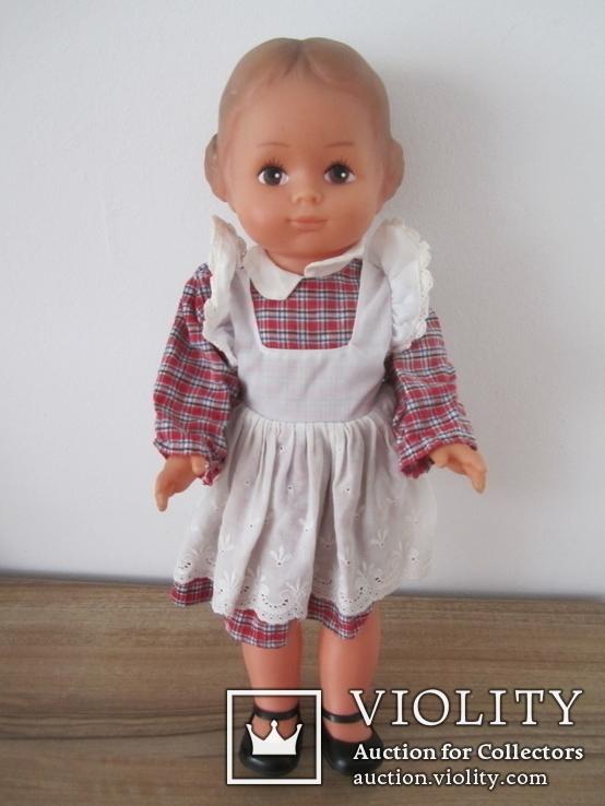 Кукла Готс. Примерно 70ых годов. 43 см